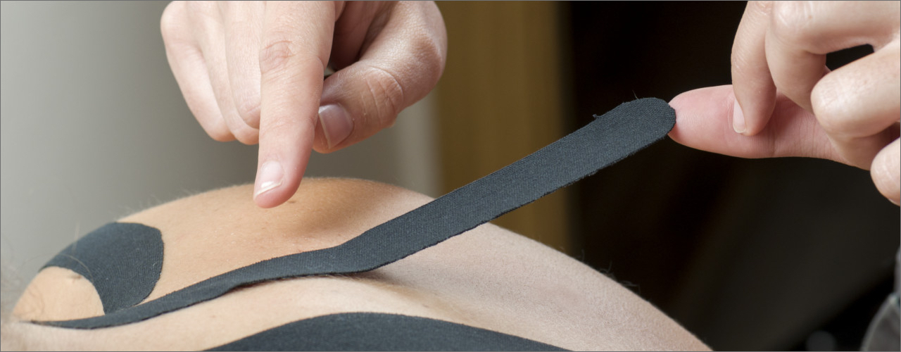 Kinesio Taping Schenectady, Amsterdam, and Gloversville, NY